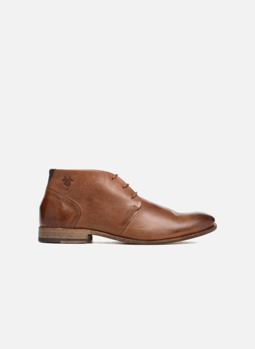 Lace-up shoes Kost Sarre 1 Brown back view