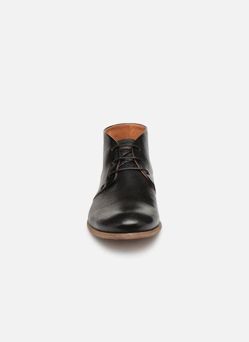 Zapatos con cordones Kost Sarre 1 Negro vista del modelo