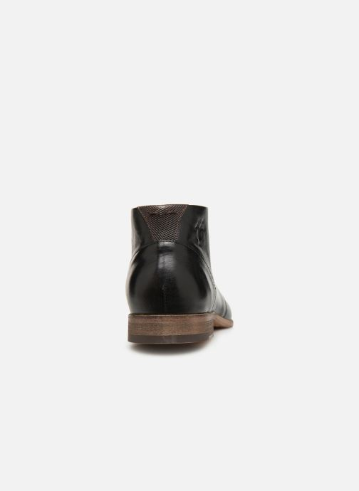 Zapatos con cordones Kost Sarre 1 Negro vista lateral derecha