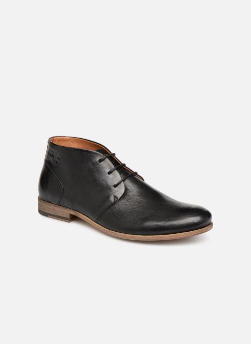 Zapatos con cordones Kost Sarre 1 Negro vista de detalle / par