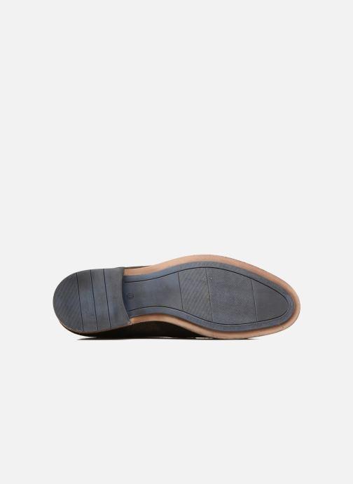 Chaussures à lacets Kost Ferrand 5V1 Marron vue haut