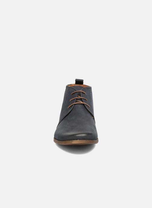 Bottines et boots Kost Zepee 82 Bleu vue portées chaussures