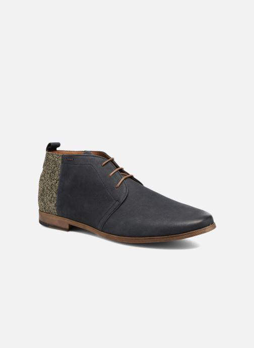 Bottines et boots Kost Zepee 82 Bleu vue détail/paire