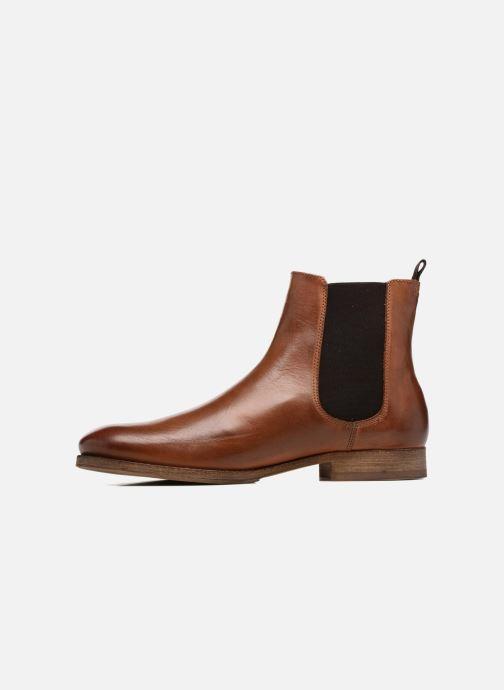 Bottines et boots Kost Ramel 1 Marron vue face