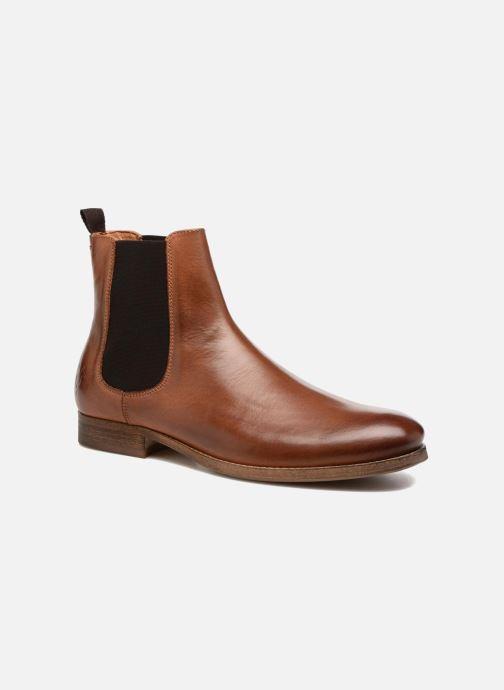 Bottines et boots Kost Ramel 1 Marron vue détail/paire