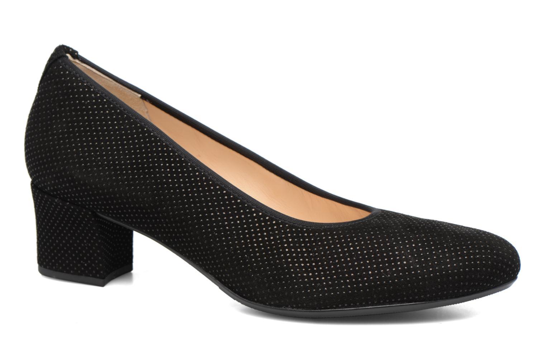 Hassia Lucie 4914 (Noir) - Escarpins en Más cómodo Dernières chaussures discount pour hommes et femmes