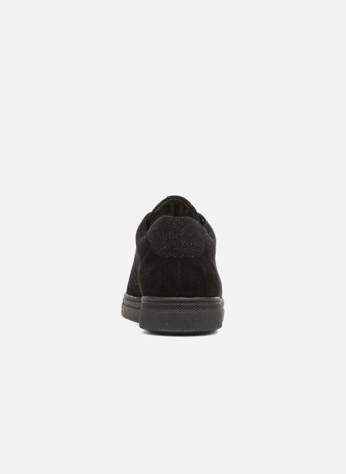 Baskets Hassia Quitterie 1325 Noir vue droite