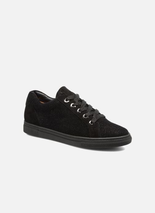 Sneakers Hassia Quitterie 1325 Sort detaljeret billede af skoene