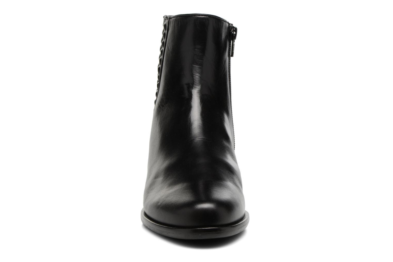 Bottines et boots Hassia Elisa 1187 Noir vue portées chaussures