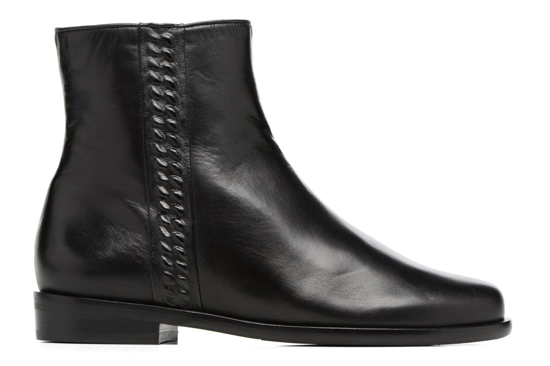 Bottines et boots Hassia Elisa 1187 Noir vue derrière