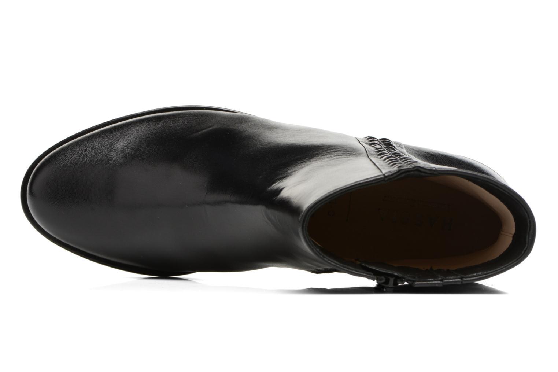 Bottines et boots Hassia Elisa 1187 Noir vue gauche