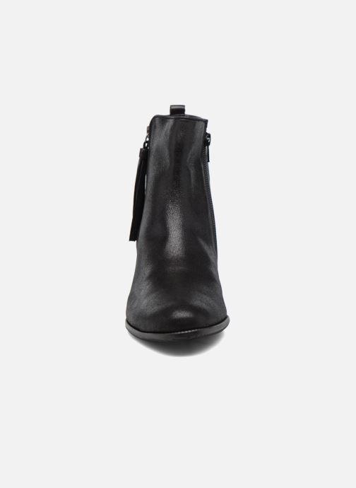 Boots en enkellaarsjes Hassia Carla 6933 Zwart model
