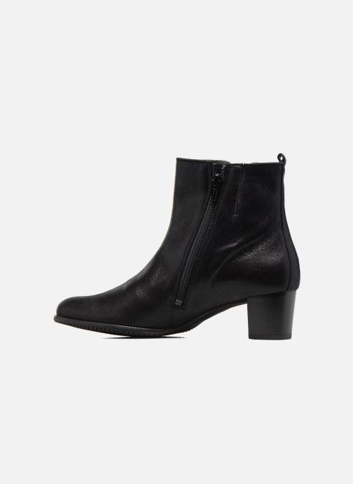 Boots en enkellaarsjes Hassia Carla 6933 Zwart voorkant