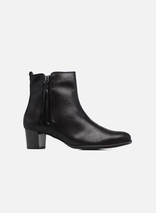 Boots en enkellaarsjes Hassia Carla 6933 Zwart achterkant