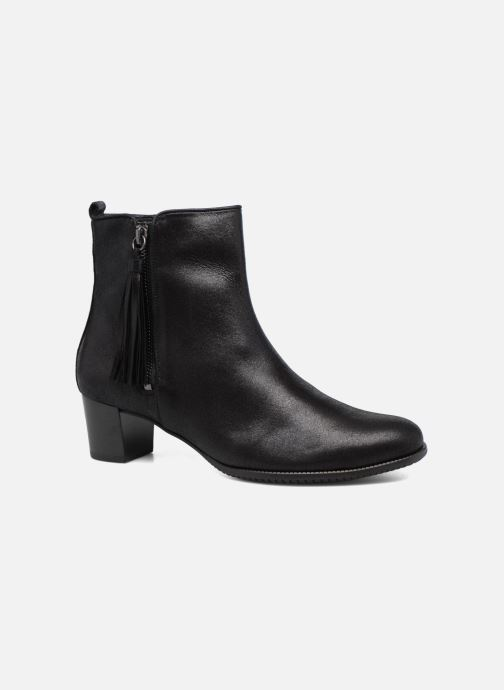 Boots en enkellaarsjes Hassia Carla 6933 Zwart detail