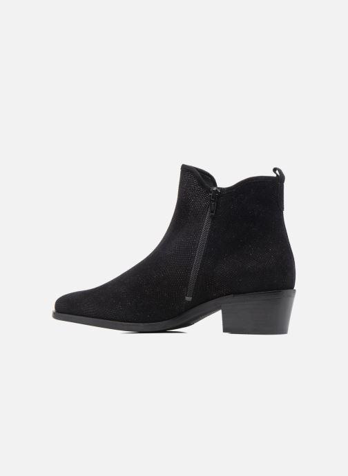 Boots en enkellaarsjes Hassia Maëlys 6754 Zwart voorkant