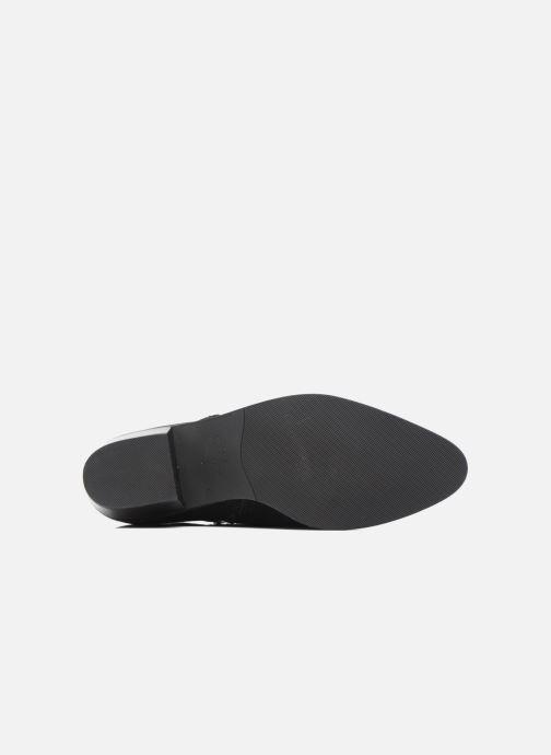 Bottines et boots Hassia Maëlys 6754 Noir vue haut