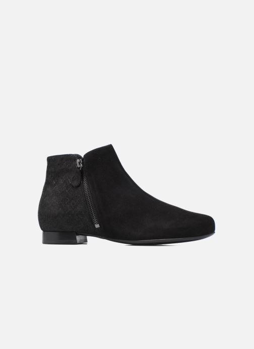 Bottines et boots Hassia Célia 985 Noir vue derrière