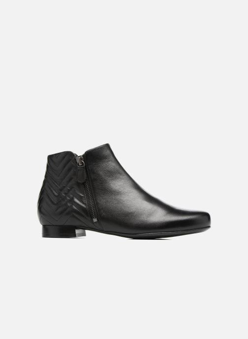 Boots en enkellaarsjes Hassia Lou 989 Zwart achterkant