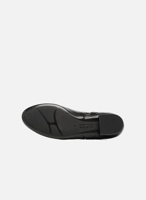 Boots en enkellaarsjes Hassia Lou 989 Zwart boven