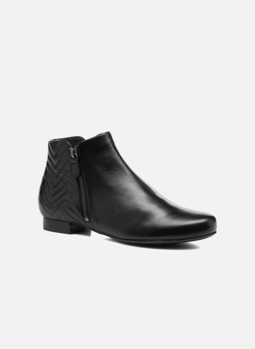 Boots en enkellaarsjes Hassia Lou 989 Zwart detail