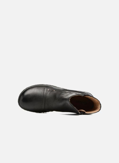 Bottines et boots Kickers HAPPLI Noir vue gauche