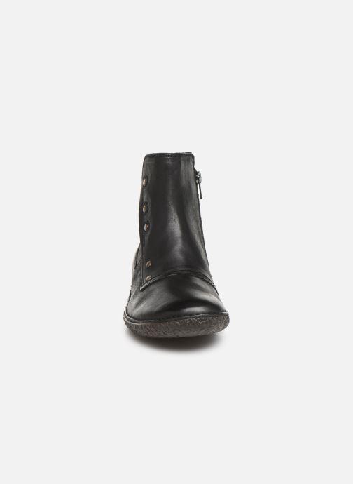 Bottines et boots Kickers HAPPLI Noir vue portées chaussures