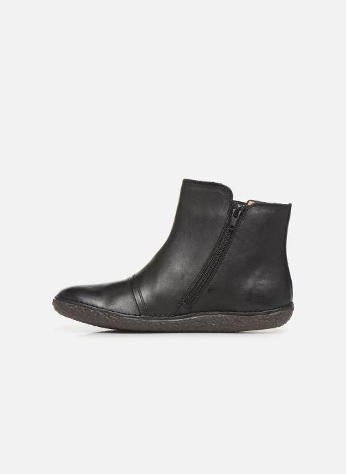 Bottines et boots Kickers HAPPLI Noir vue face