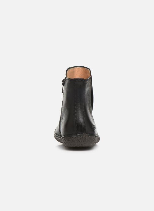 Stiefeletten & Boots Kickers HAPPLI schwarz ansicht von rechts