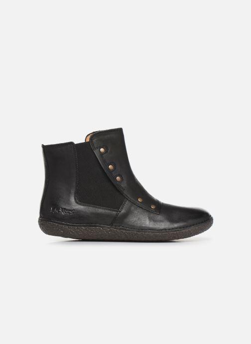 Bottines et boots Kickers HAPPLI Noir vue derrière