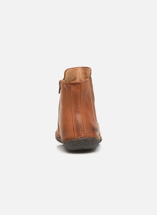 Boots en enkellaarsjes Kickers HAPPLI Bruin rechts