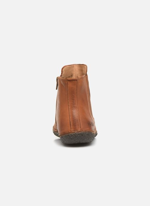 Bottines et boots Kickers HAPPLI Marron vue droite