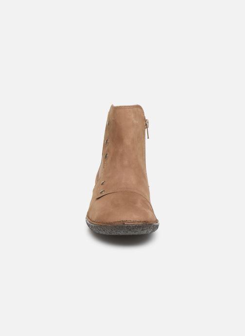 Ankelstøvler Kickers HAPPLI Brun se skoene på