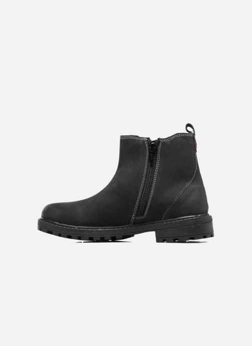 Stiefeletten & Boots Gioseppo 41553 schwarz ansicht von vorne