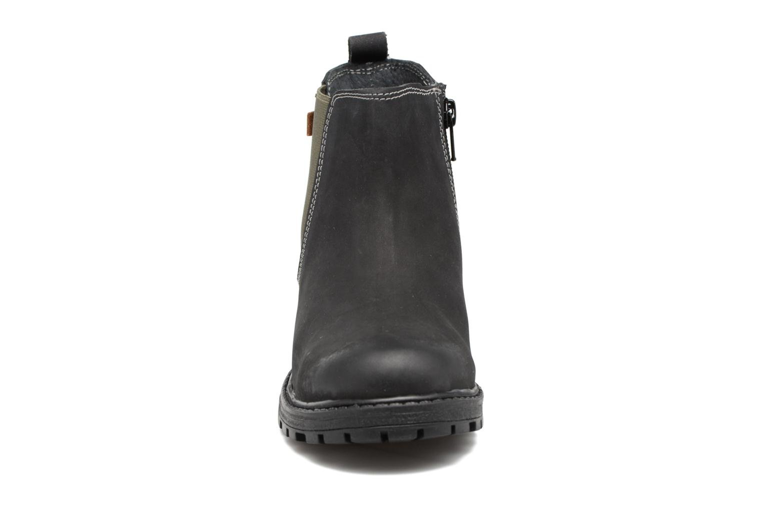 Ankle boots Gioseppo 41553 Black model view