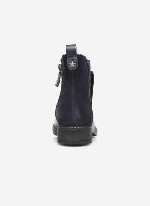 Bottines et boots Gioseppo 41537 Bleu vue droite
