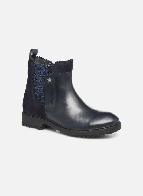 Bottines et boots Gioseppo 41537 Bleu vue détail/paire