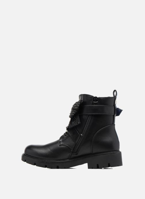 Boots & wellies Gioseppo 41493 Black front view