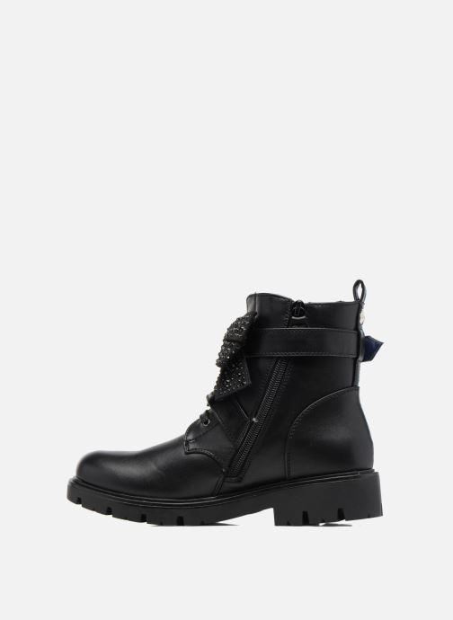 Laarzen Gioseppo 41493 Zwart voorkant