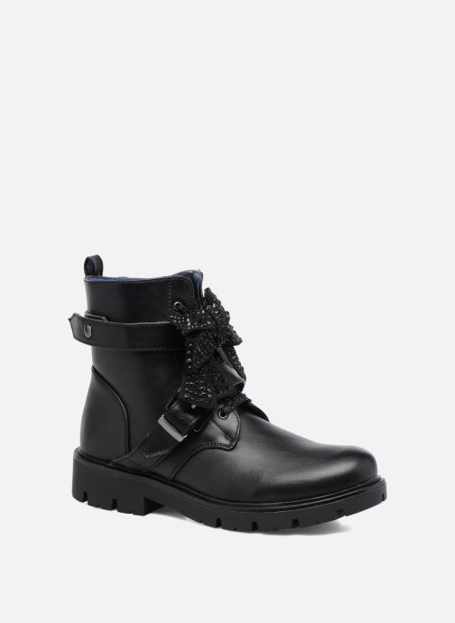 Boots & wellies Gioseppo 41493 Black detailed view/ Pair view