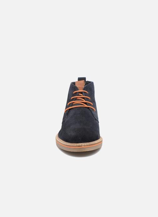 Chaussures à lacets Gioseppo 42253 Bleu vue portées chaussures