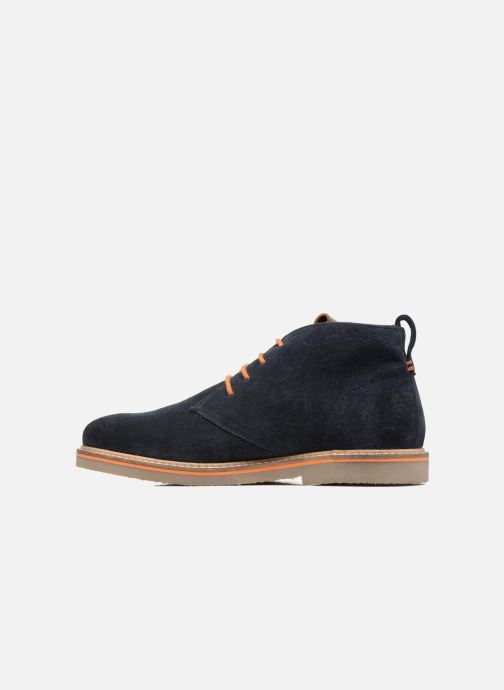 Chaussures à lacets Gioseppo 42253 Bleu vue face