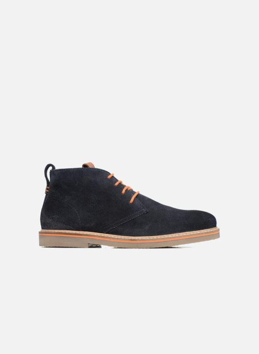 Chaussures à lacets Gioseppo 42253 Bleu vue derrière