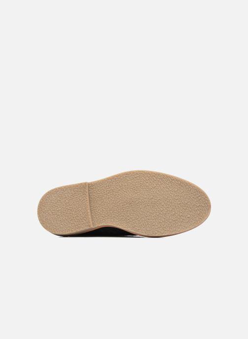 Chaussures à lacets Gioseppo 42253 Bleu vue haut