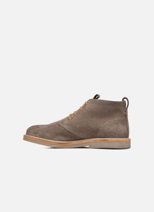 Chaussures à lacets Gioseppo 42253 Marron vue face