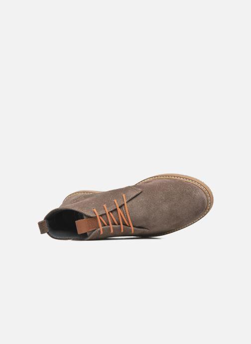 Chaussures à lacets Gioseppo 42253 Marron vue gauche