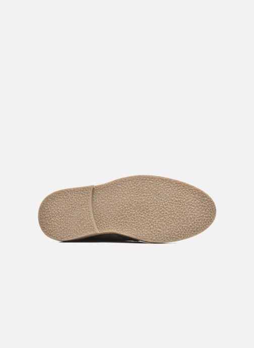 Chaussures à lacets Gioseppo 42253 Marron vue haut