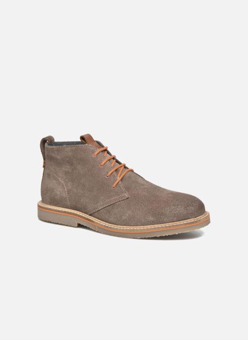 Chaussures à lacets Gioseppo 42253 Marron vue détail/paire