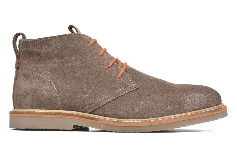 Zapatos con cordones Gioseppo 42253 Marrón vistra trasera