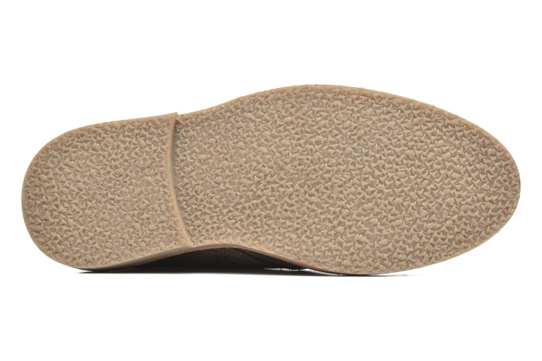 Zapatos con cordones Gioseppo 42253 Marrón vista de arriba